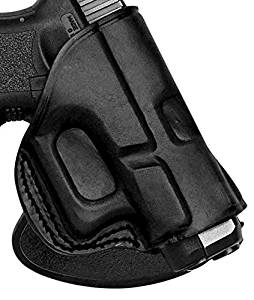 Tagua PD2R-1200 Bersa 380 Black/Right Hand Rotating Quick Draw Paddle Holster