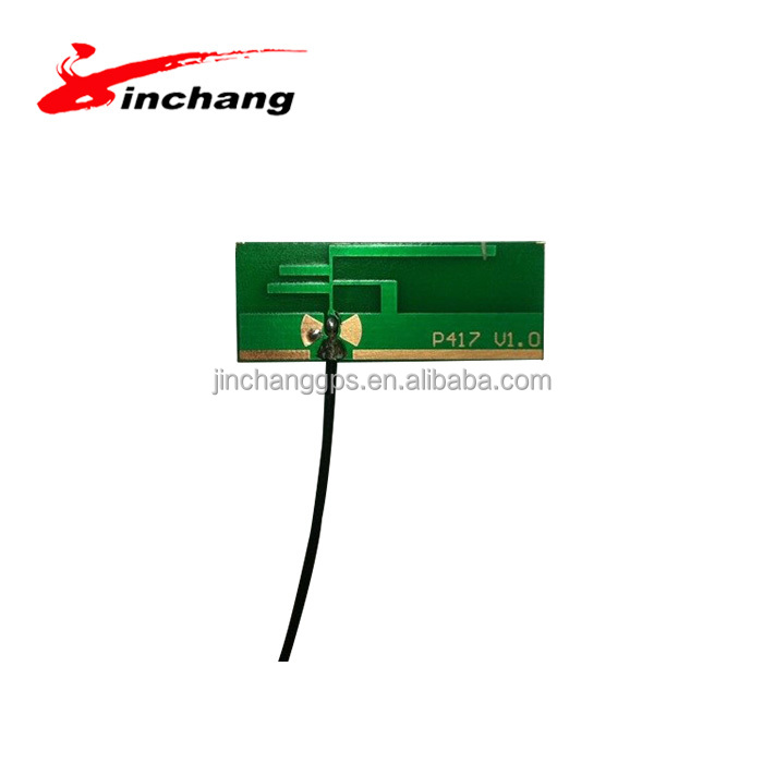 2.4 + 5.8G wifi PCB Antenna interna