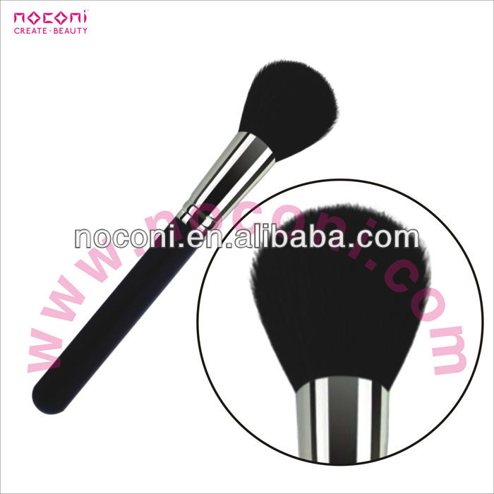 Excellent professional makeup brush quality powder brush with nylon hair