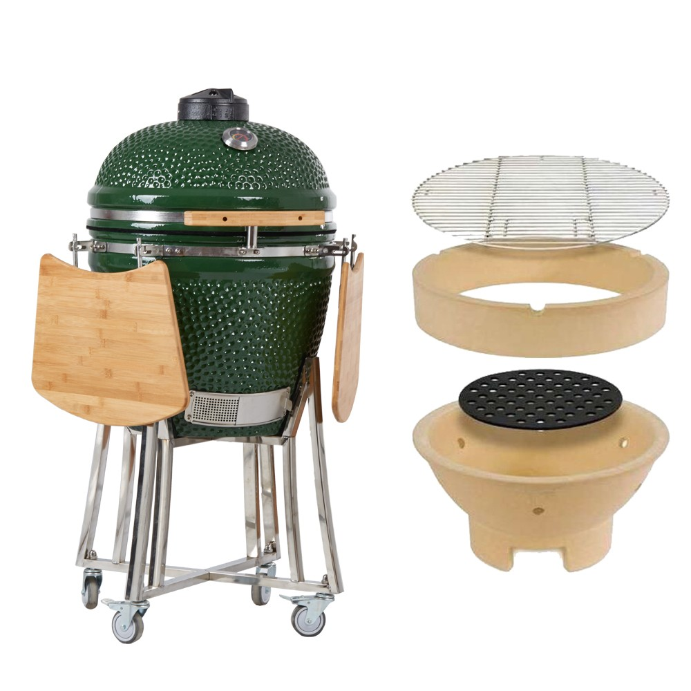 Best Sell BBQ Ceramic Kamado Grills