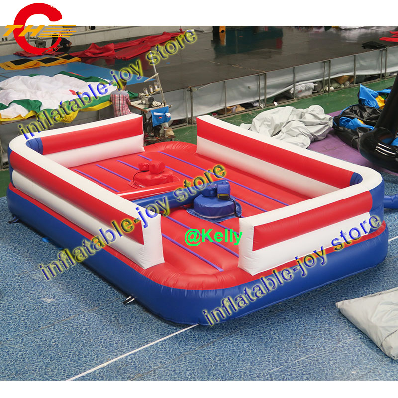 Free sea shipping inflatable gladiator game, cheap gladiator inflatable for sale, durable inflatable gladiator joust game