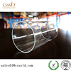 pvc/ABS/PC polycarbonate extruded tube extrude plastic profiles plastic extrusion