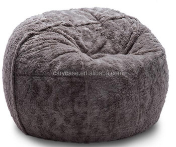 Phenomenal Ulter Big Size Extra Large Fur Bean Bag Living Room Sofa Soft Fur Beanbag Chair Chocolate Or Brown Warm And Soft Lazy Lounger Buy Lazy Lounger Bean Evergreenethics Interior Chair Design Evergreenethicsorg