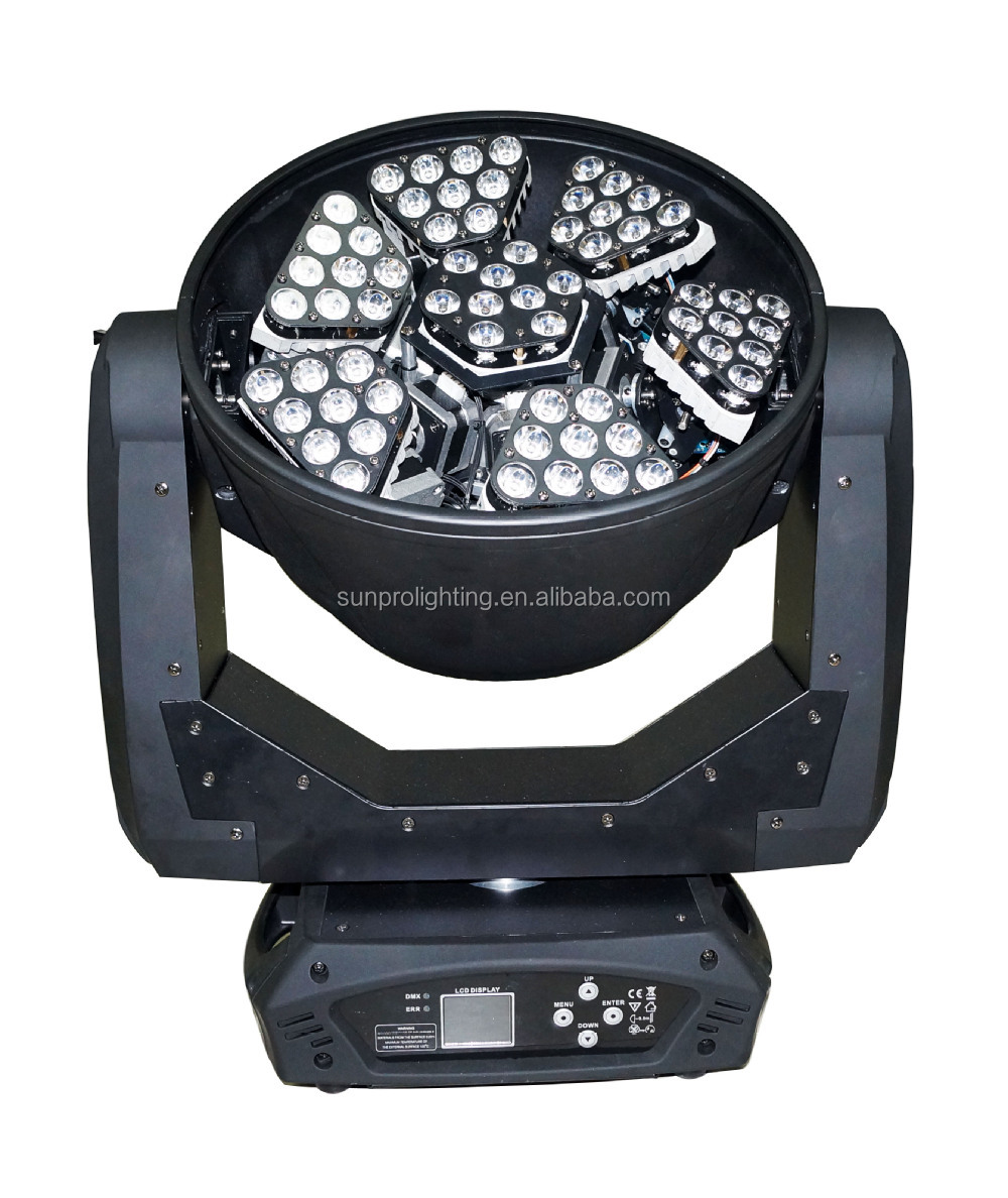 Pro Light Large-scale Show 63 wall wash cmy moving head