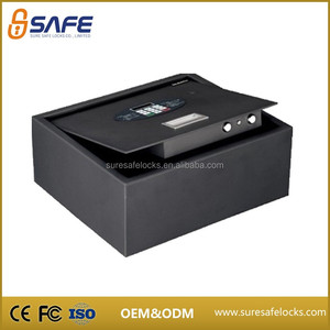 Top security high quality top open hotel cheap money safes for sale