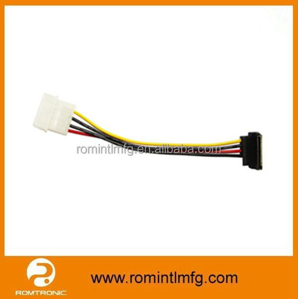 Sata Power Cable Low Voltage Computer Cable