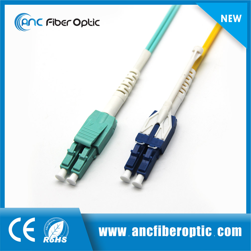 Factory direct sales LC Uniboot assemblies jumper cables fiber optic patch cord for FTTA and FTTH