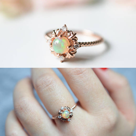 factory customize gemstone gold plated top quality delicate minial jewelry size 4-14 us ring size chart