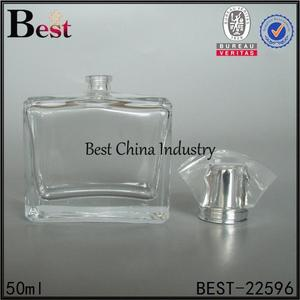 high quality best brand 50ml perfume bottle for perfume