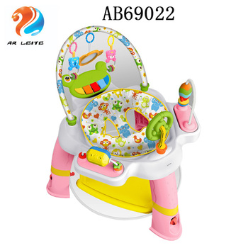 384ed821a High quality safety baby walker baby jumper with music and light