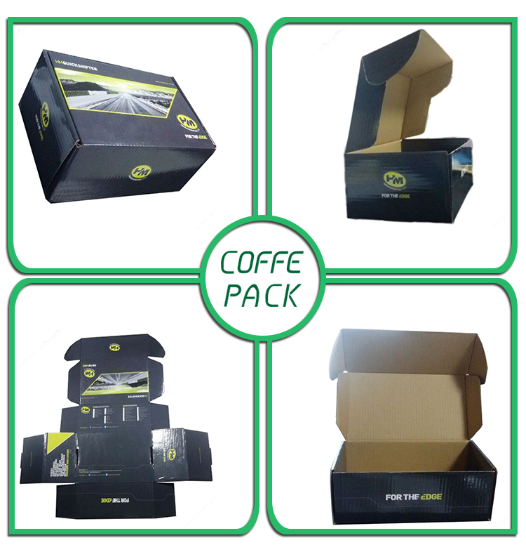 Custom printed packaging paper boxes for electronic products