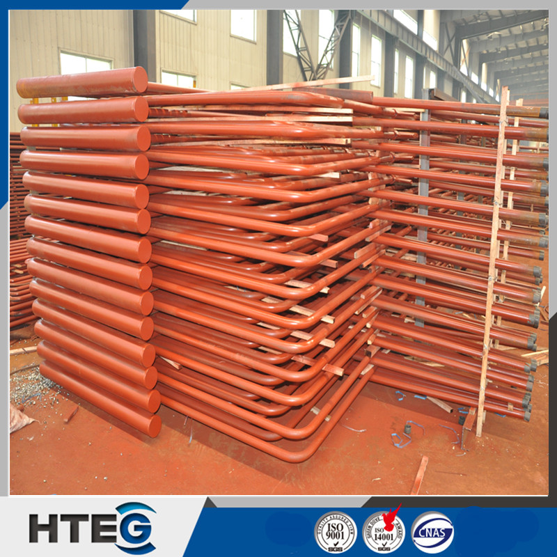 Boiler Welding Heat Exchanger Superheater For Steam Boiler - Buy ...
