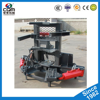 Tree Shear For Skid Steer Loader Attachment - Buy Skid Steer Loader  Attachments,Skid Steer Loader Attachment Tree Shear,Bobcat Attachments Tree  Shear