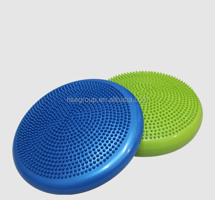 PVC Massage Balance Disc Air Stability Wobble Cushion