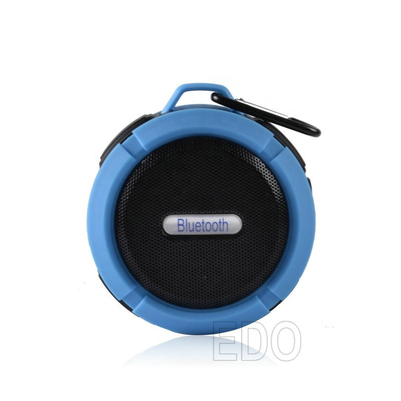 Coolest C6 Heavy Duty Bluetooth speaker Wireless Outdoor Falante À Prova D' Água