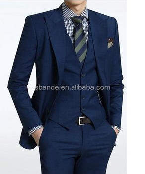 2017 New Fashion Tailored Italian Men S 3 Piece Suits Wedding Suit