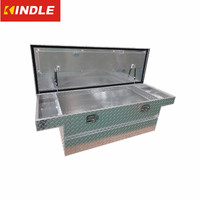 Factory customizd truck aluminum tool box with top strage