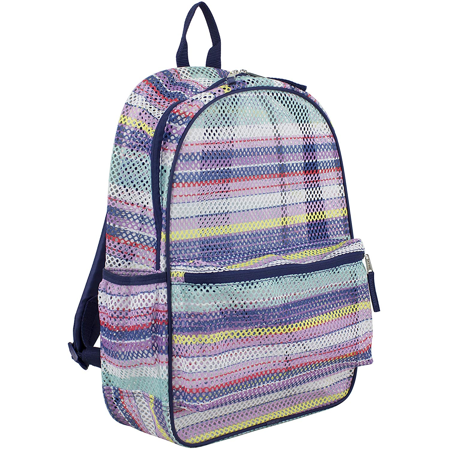 0e57ac82bc Get Quotations · Eastsport Mesh Backpack with Padded Shoulder Straps