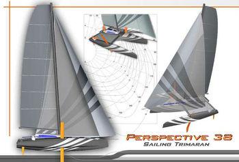 Trimaran 38 Ft Fast Cruiser - Buy Trimaran Sailboat Product on Alibaba com