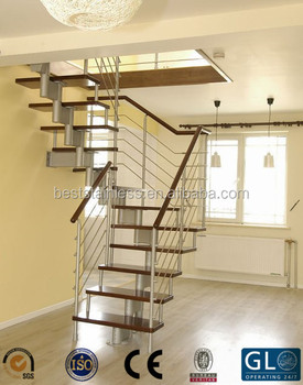 Ordinaire Promotion Stainless Steel Spiral Staircase Price In India/Quality Spiral  Stair In Stainless Steel