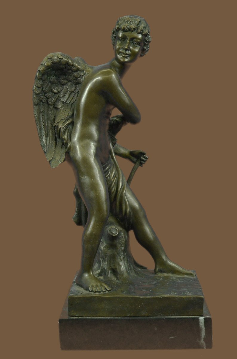 they Eros are sculptures and where