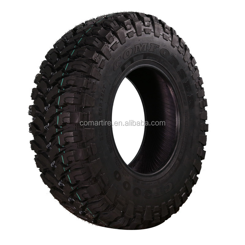 M/T tire off road tires 4x4 Cross-country jeep tire Comforser brand for sale