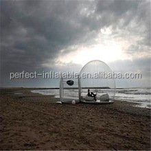 Alibaba China manufacturer inflatable beach tent bubble tent inflatable