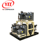 XINYA 150L high pressure 7.5kw 10hp portable diesel engine piston belt driven air compressor XY1105T 150C with 105CFM 580PSI