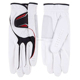 white color golf glove