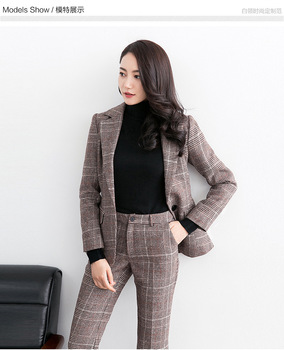 1f2f88c7ba Factory supply Womens Formal Casual Blazers Long Sleeve Suit Jackets For Women  Office Lady