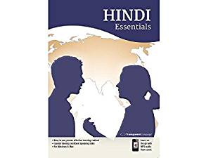 Transparent Language Inc Hindi Essentials For Mac Esd