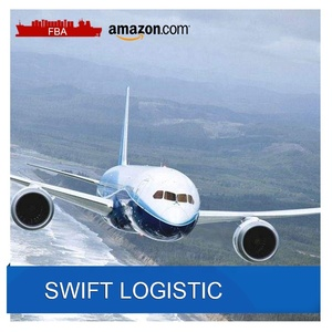 Freight forwarder to USA/UK/Italy/France/Germany FBA Amazon by air shipping  from China DDP door to door service