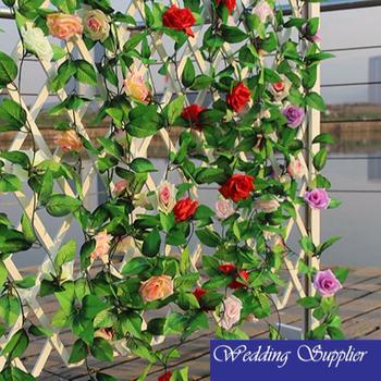 Lfv052 Latest Design Long Stem Rose Vine Wholesale Buy Rose