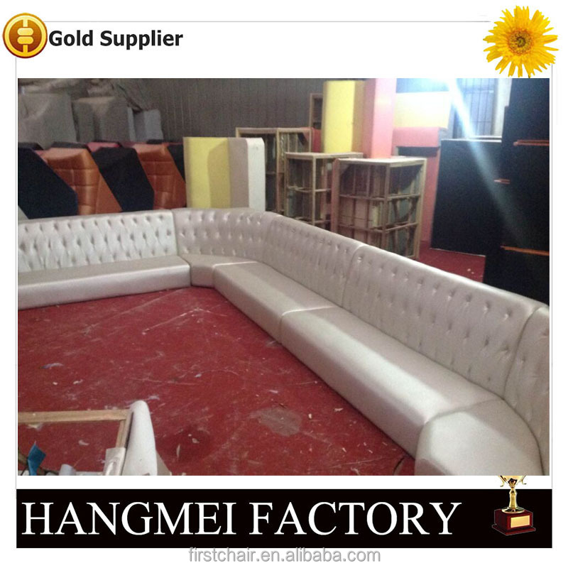 Wholesale Modern KTV Booth Sofa HM-KZ39