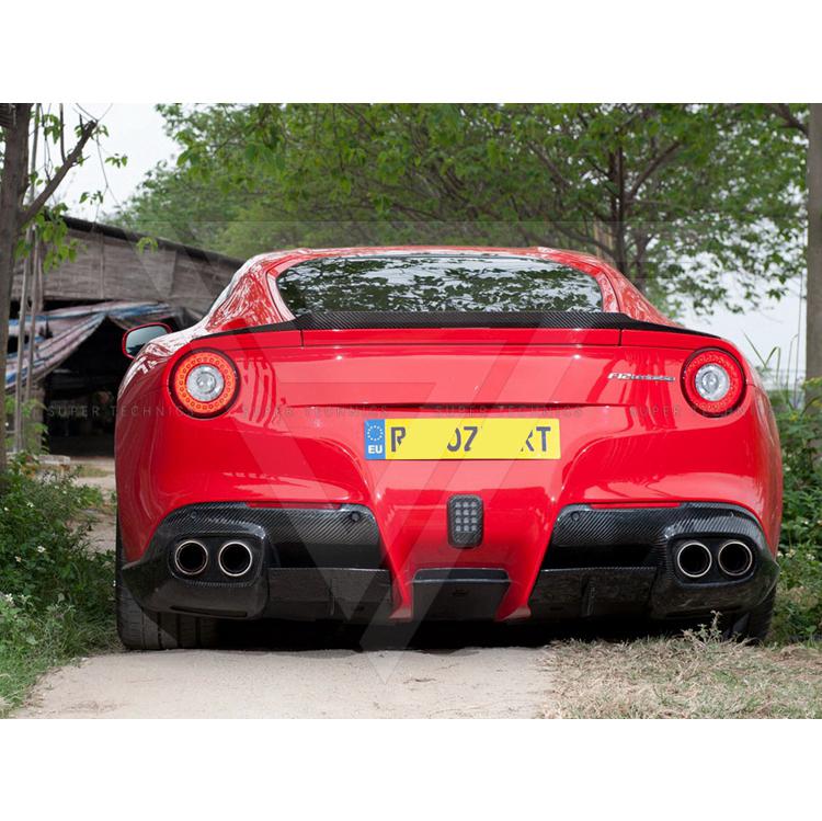 Ferrari F12 Carbon Fiber