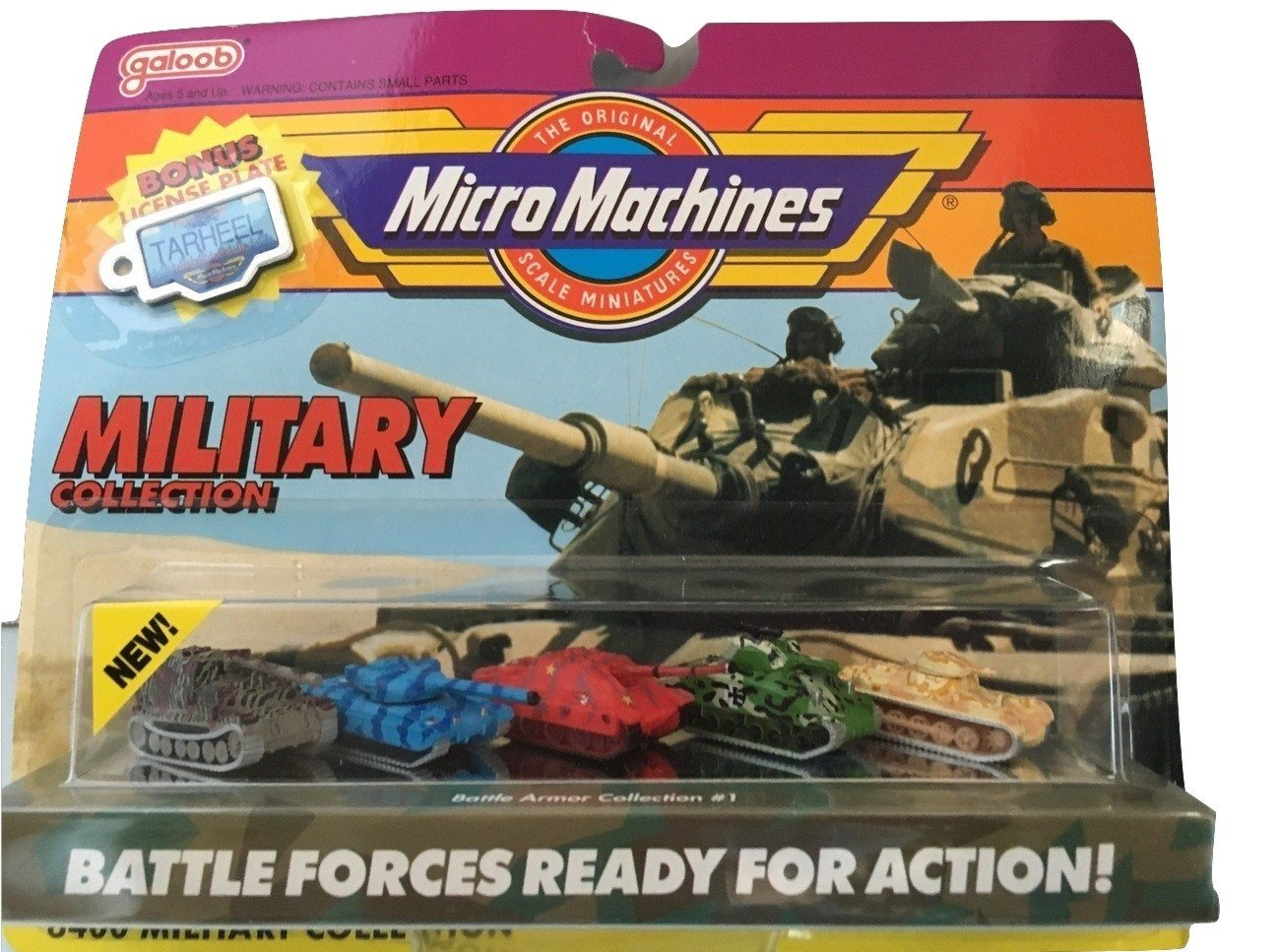 Buy Micro Machines Tank #1 Military Collection in Cheap