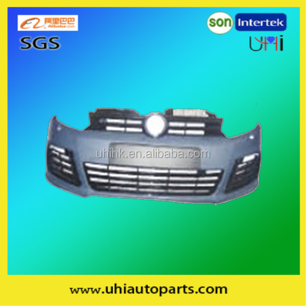 car body/spare parts accessories---front bumper for VW golf VI GR20 5K0807221R