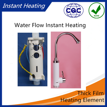 Electric Instant Faucet Water Heater Element Spare Parts Hot Water ...