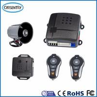 Brand new one way car alarm system, high quality car alarm
