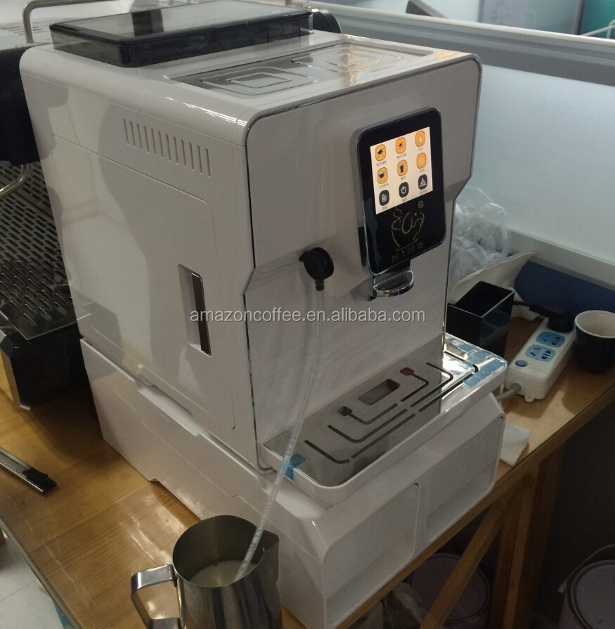 CE certification coffee machine for make expresso coffee