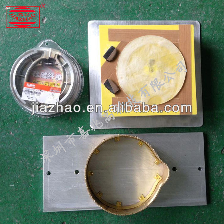 high frequency machine car components mold air filter bag mould