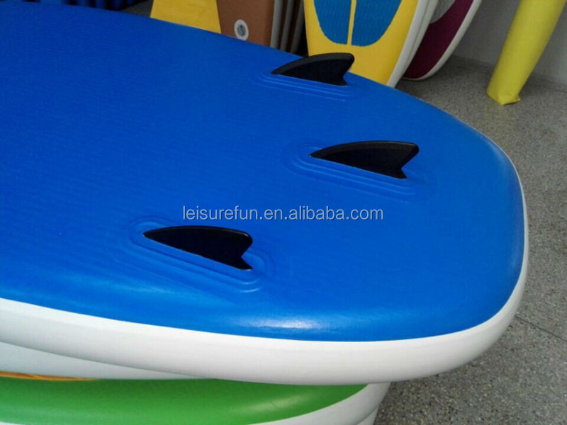 2015 high-quality wholesale inflatable sup paddle board for kids