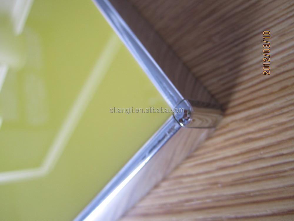 Kitchen Cabinet Door Aluminium Edge Profile Sl5077 9158a