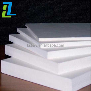 4x8 solid pvc rigid foam board for partition 3d image with heat transfer printing machine