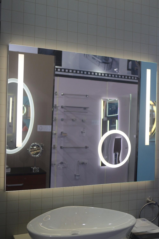Carrelage Salle De Bain Showroom ~ Salle De Bains Miroir De Maquillage Miroir De Toilette Avec Led