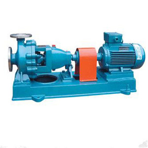 2018 best price Zero Leakage low noise hot water centrifugal pump