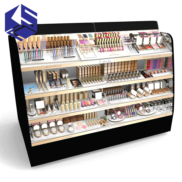 Wholesale Makeup Store Display Stand Lipstick Display Stand Wooden Cosmetic  Store Shelf Display Furniture - Buy Cosmetic Store Shelf Display