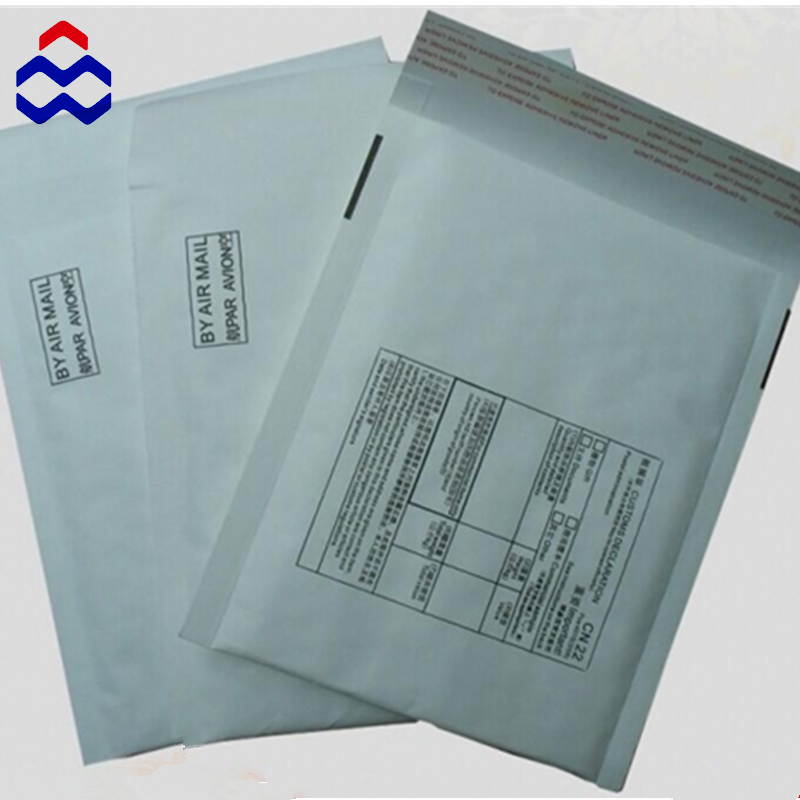 Self Sealing Envelopes of Custom mailing bags accept paypal
