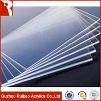 rpoa factory direct sale good price decorative acrylic plastic sheet