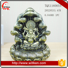 Water Fountain Decoration Indian God Item For Sale